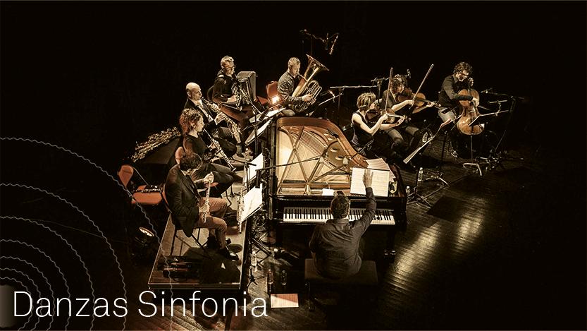 Visuel du spectacle Danzas Sinfonia