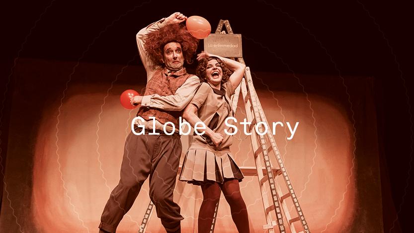 Visuel du spectacle Globe Story